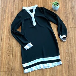 Calvin Klein Long Sleeve Dress Size 6